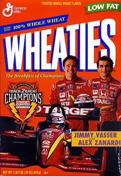 Wheaties Packet